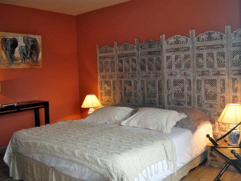 Dieppe chambres d 39 h tes la villa florida chambre bleue for Chambre hote dieppe